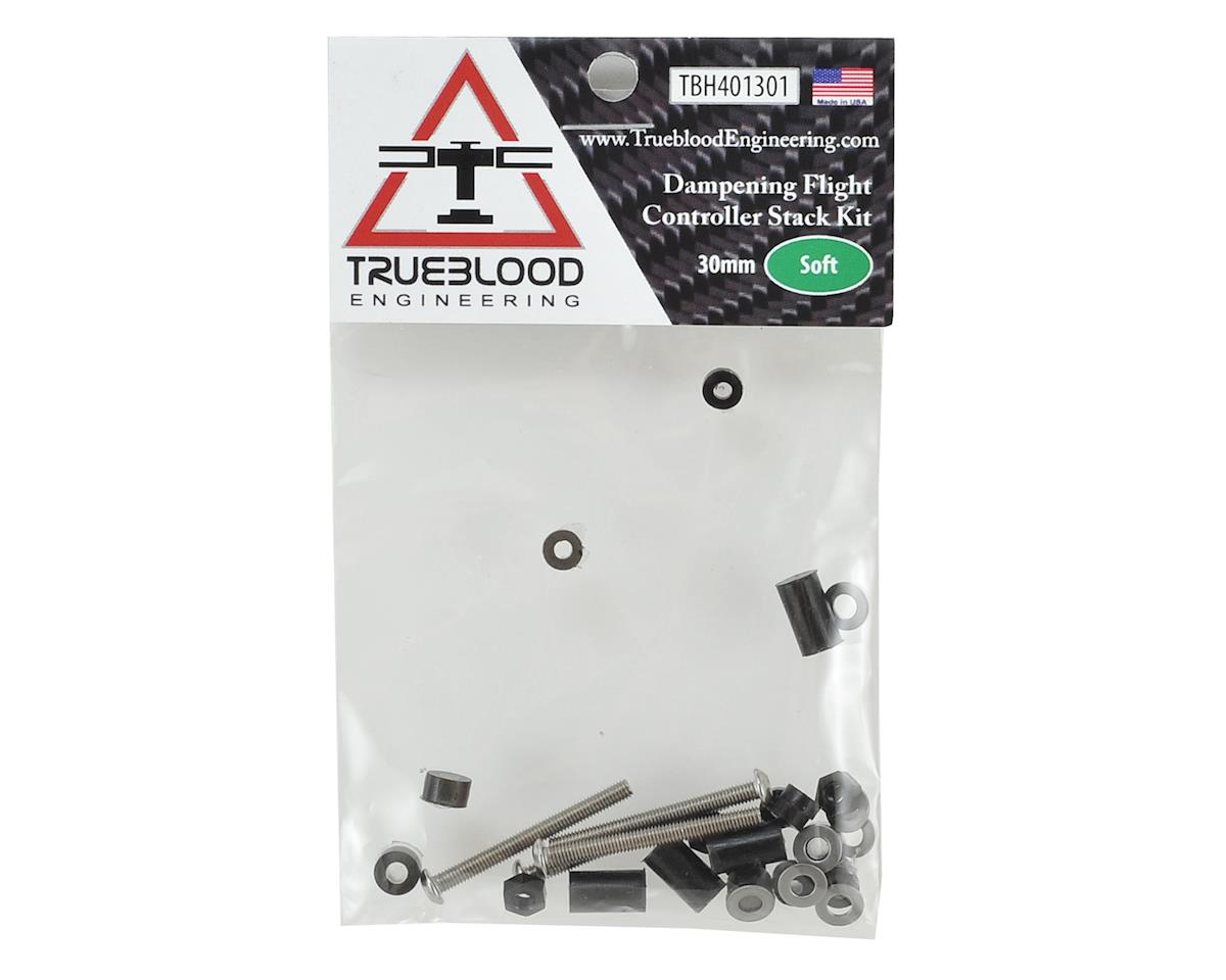 Trueblood Engineering 30mm Flight Controller Stack Damper Kit (Soft)