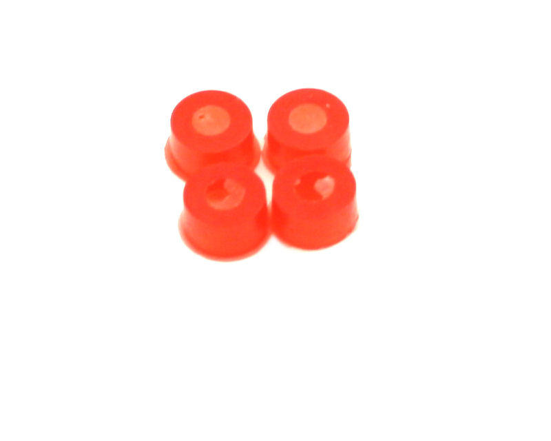 Trueblood Engineering T-Rex 450SE V1 Red Dampeners (4)
