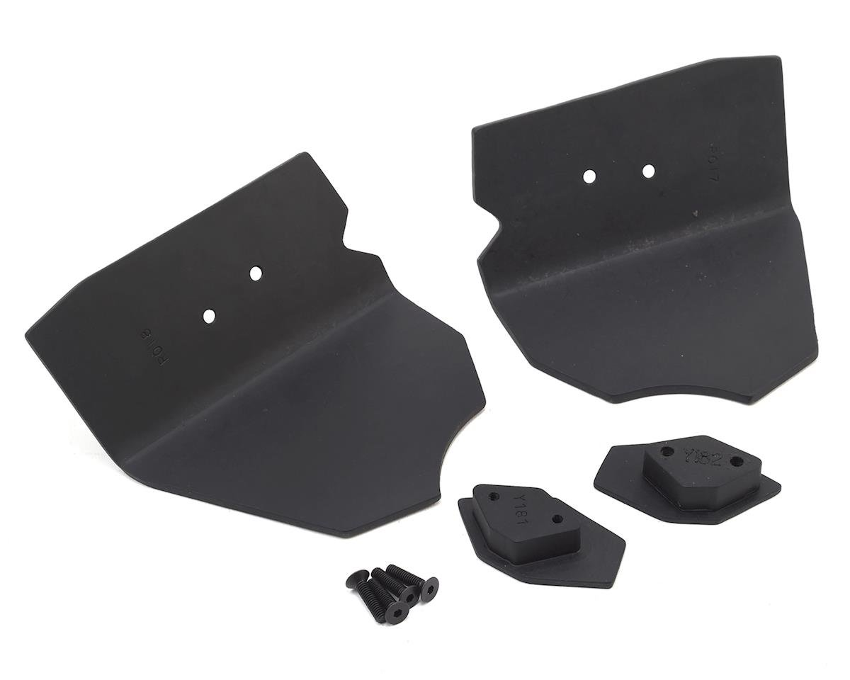 T-Bone Racing Arrma Kraton Rear A-Skid Mud Guards