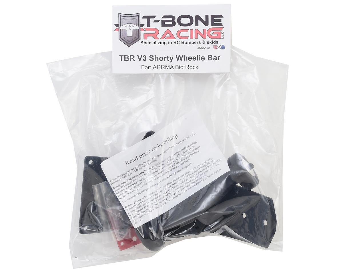 T-Bone Racing Arrma Big Rock V3 Shorty Wheelie Bar