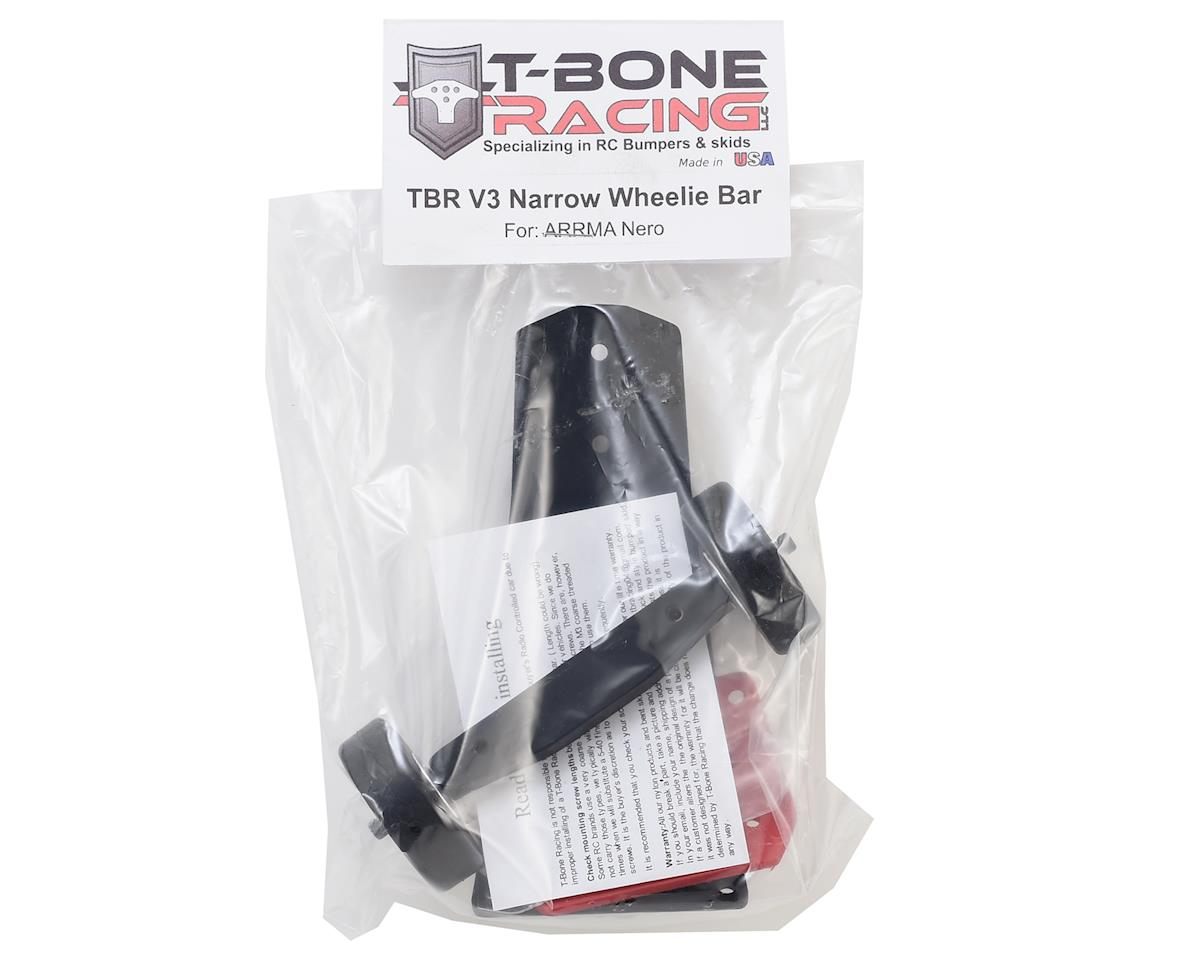 T-Bone Racing Arrma Nero V3 Narrow Wheelie Bar