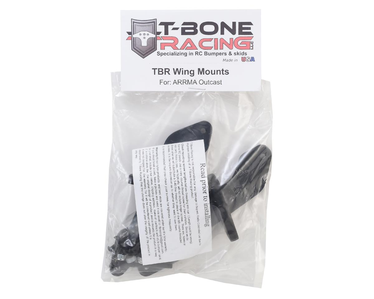 T-Bone Racing Arrma Outcast Wing Mounts