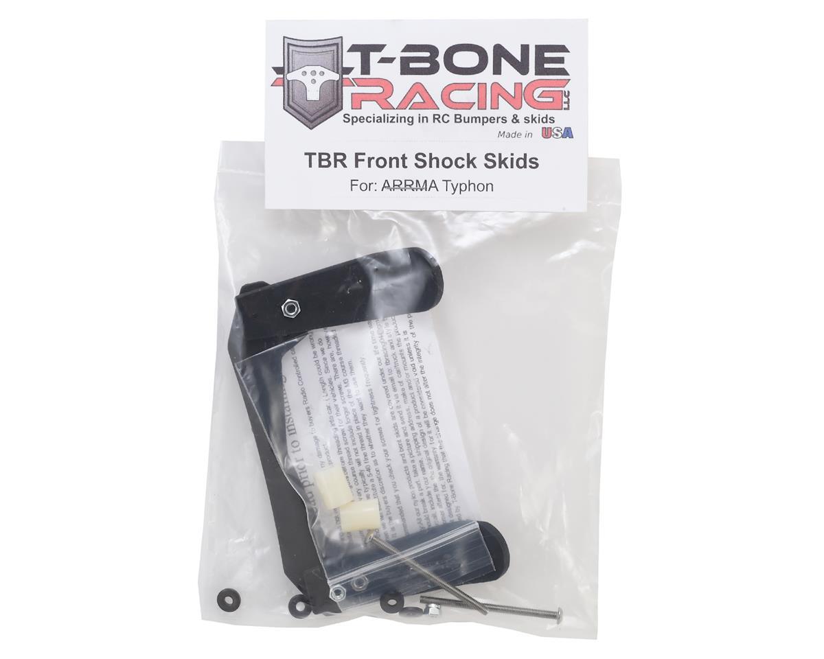 T-Bone Racing Arrma Typhon Front Shock Skids