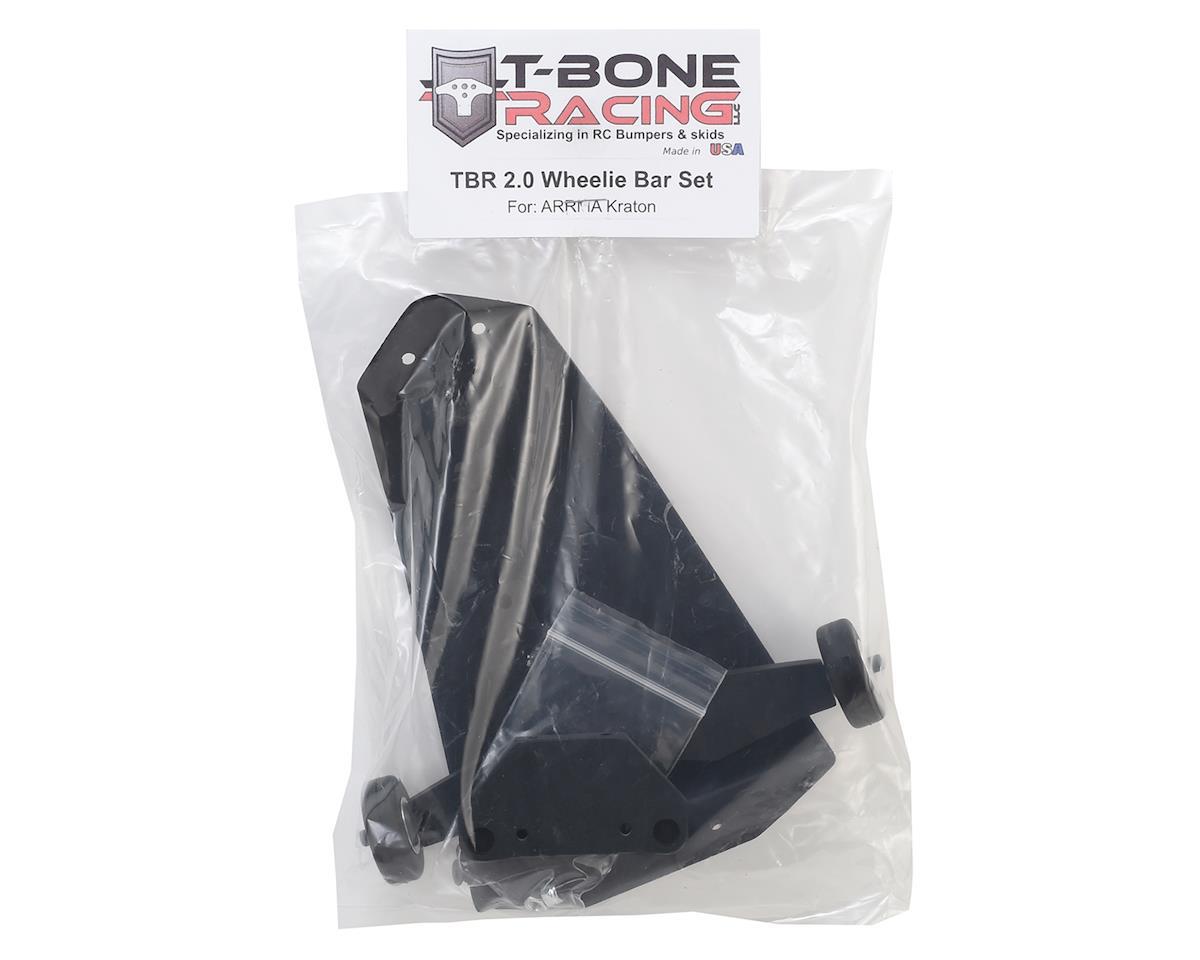 T-Bone Racing Arrma Kraton TBR 2.0 Rear Wheelie Bar Set