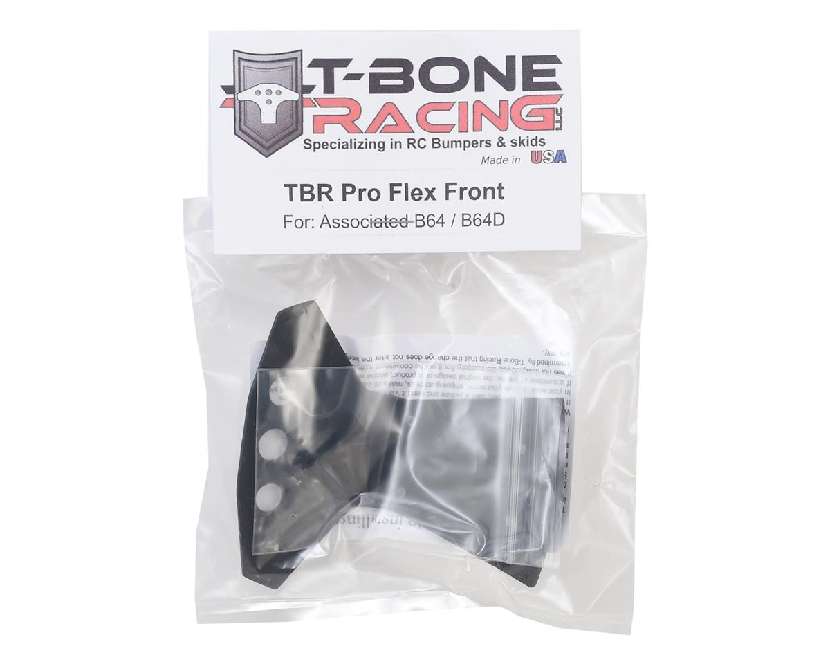 T-Bone Racing Associated B64/B64D Pro Flex Front Bumper