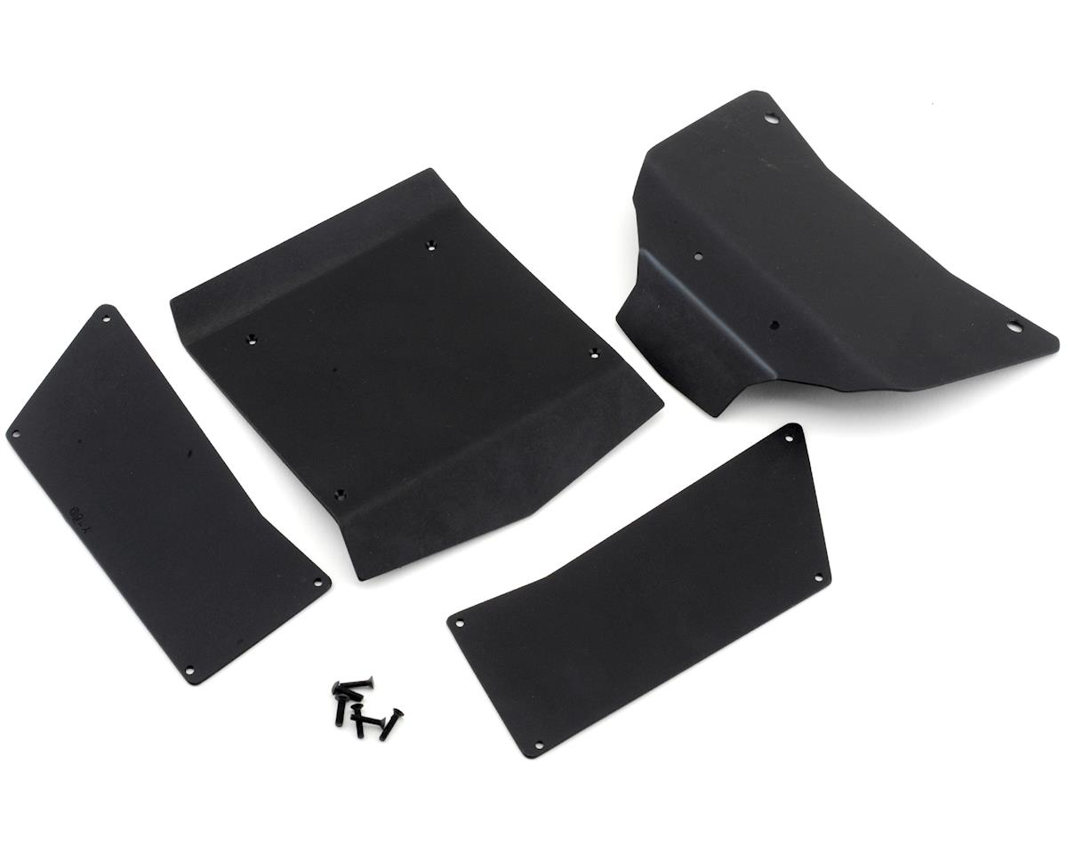 T-Bone Racing Axial Bomber RR10 Body Panel Set (Black)