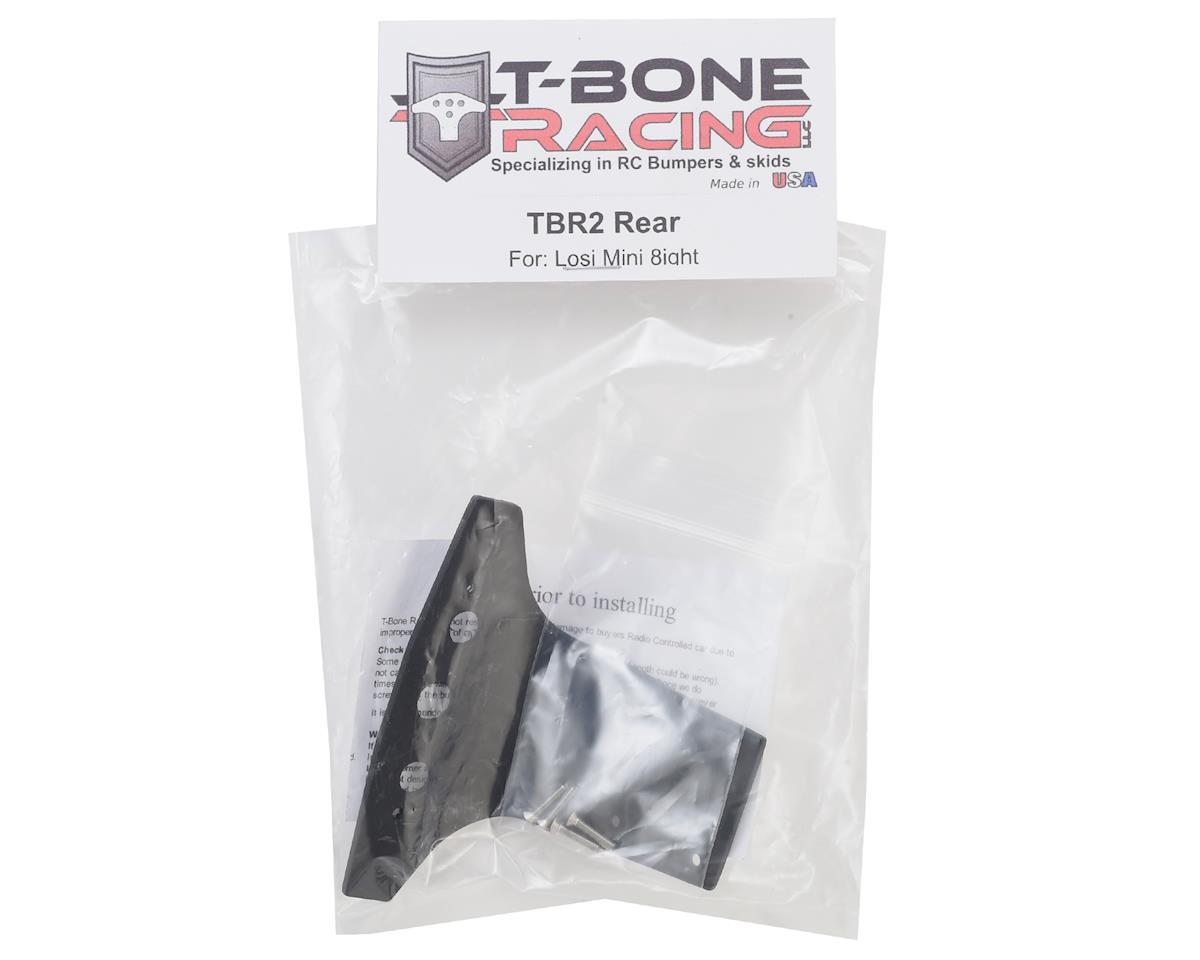 T-Bone Racing Losi Mini 8ight TBR2 Rear Bumper