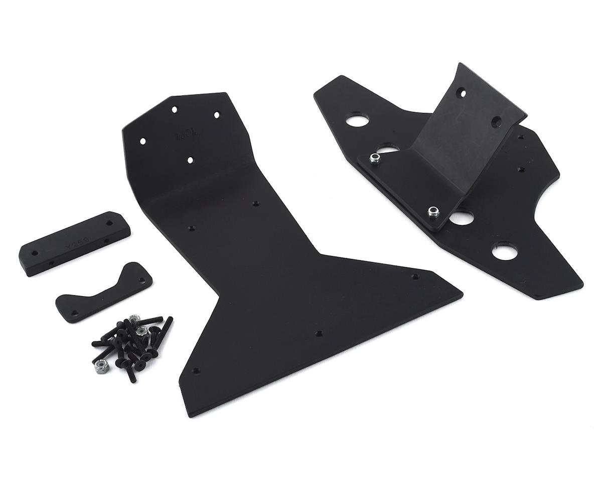 T-Bone Racing Losi LST 3XL-E Front Basher Bumper (Black)