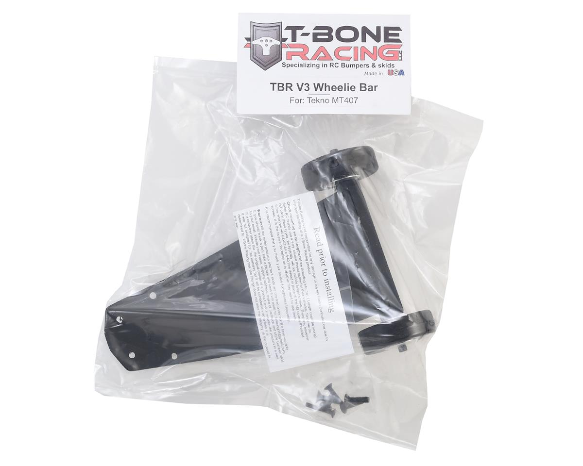 T-Bone Racing Tekno MT410 V3 Wheelie Bar