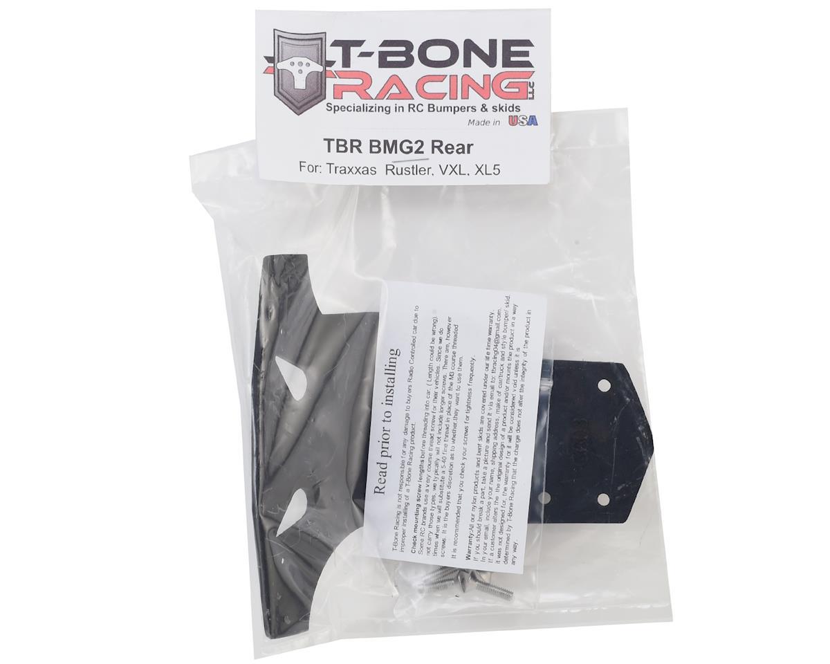 T-Bone Racing Traxxas Rustler BMG2 Rear Bumper Motor Guard