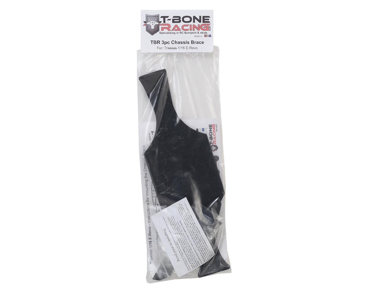 T-Bone Racing Traxxas 1/16 E-Revo 3 Piece Chassis Brace