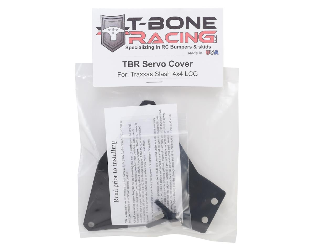 T-Bone Racing Traxxas Slash 4x4 LCG Servo Cover