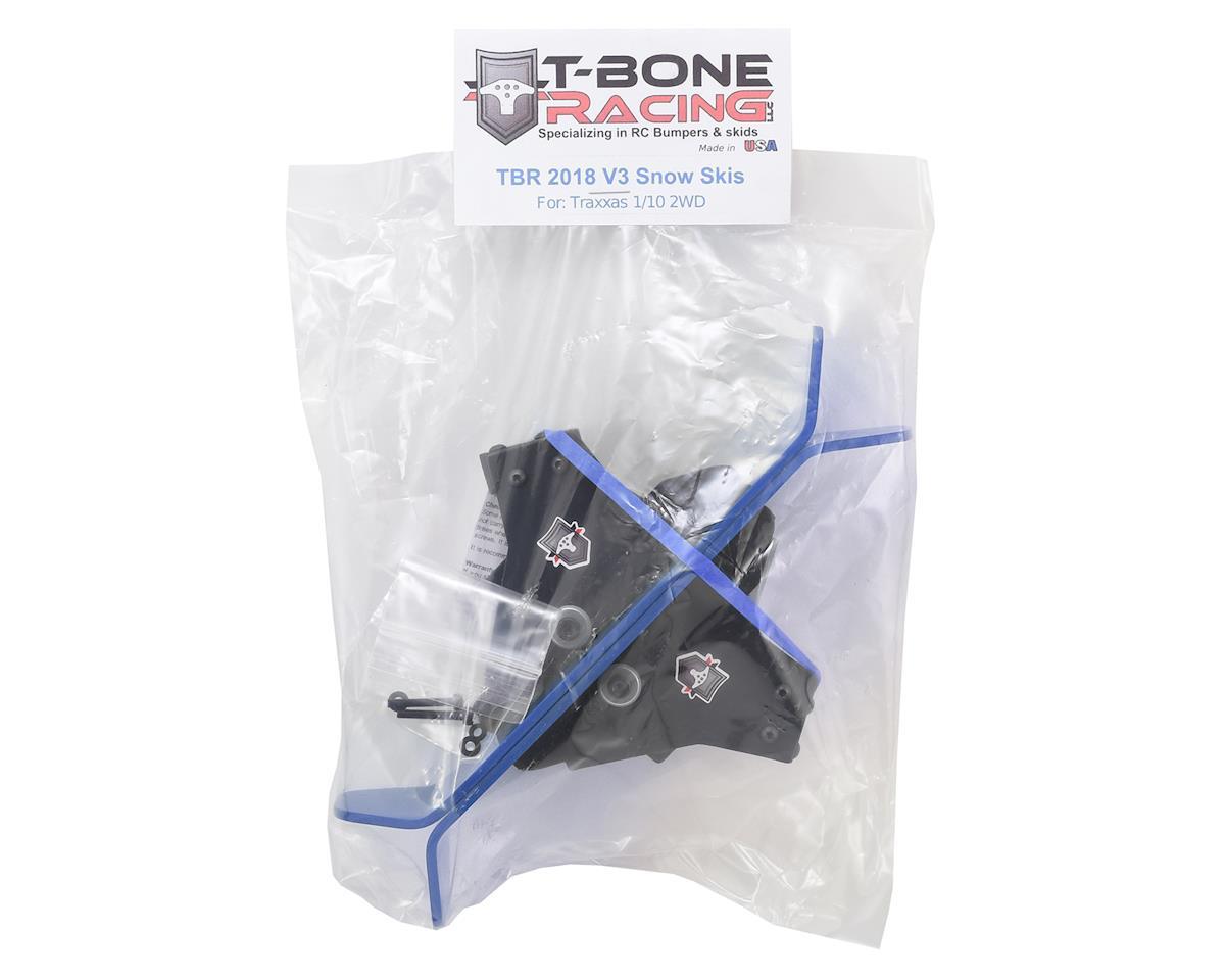 T-Bone Racing Traxxas 1/10 2WD 2018 V3 Snow Skis