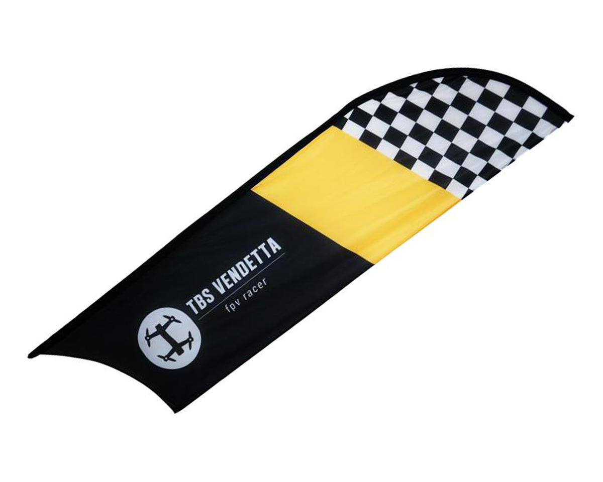 Team BlackSheep TBS FPV Racing Flag (Start/Finish)