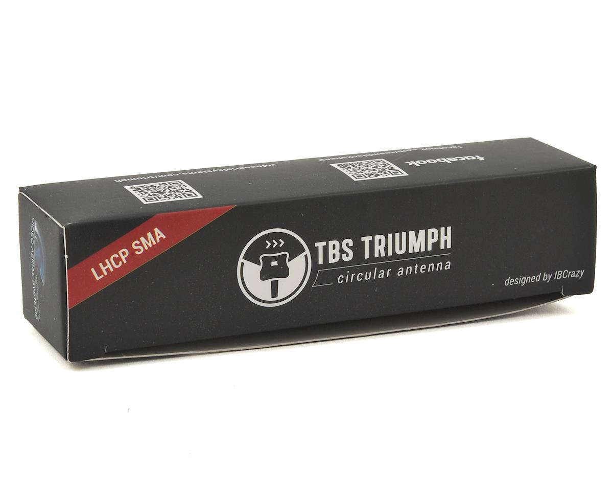 Team BlackSheep TBS/VAS 5.8Ghz Triumph-Stub Antenna Set (LHCP) (SMA) (2)