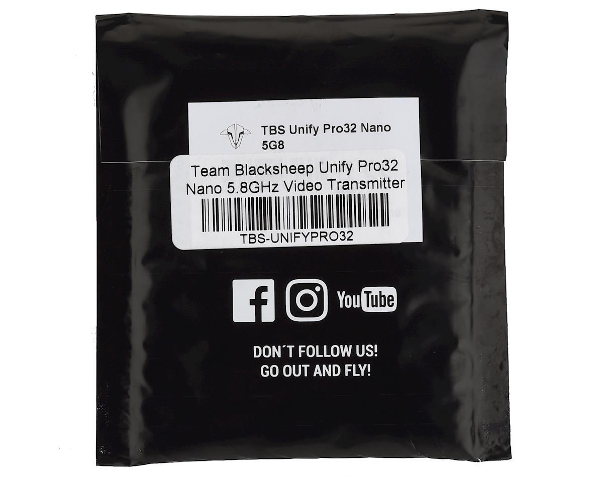Team BlackSheep Unify Pro32 Nano 5.8GHz Video Transmitter