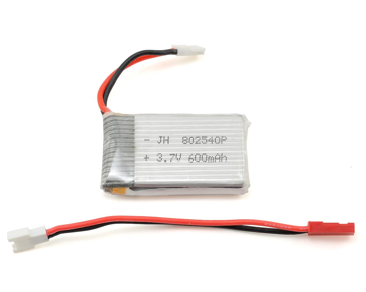 Team BlackSheep X-Racer 3.7V 600mAH LiPo Battery (X-Racer)