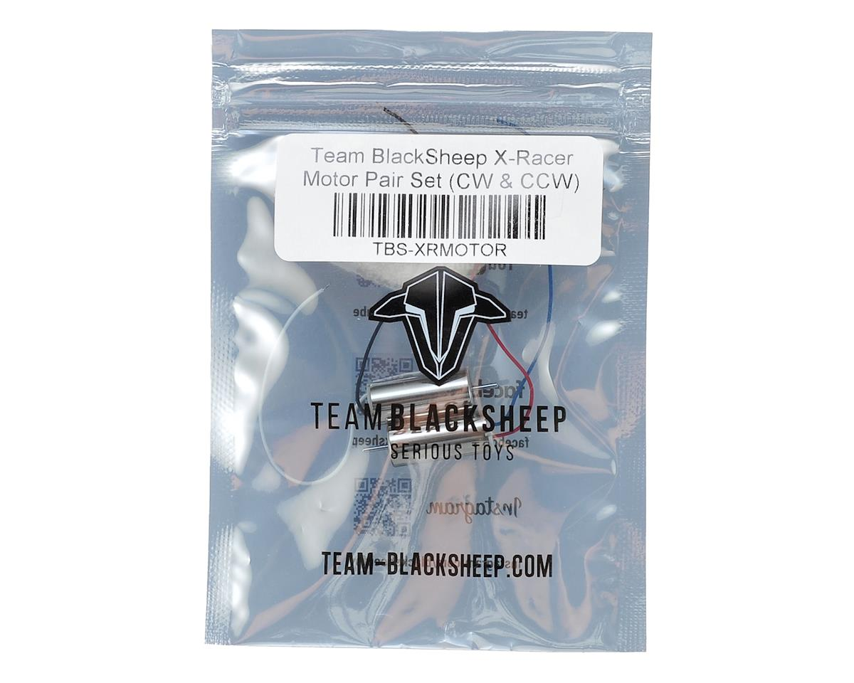 Team BlackSheep X-Racer Motor Pair Set (CW & CCW)