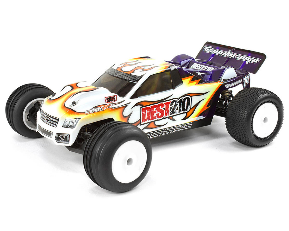 Team Durango DEST210R 1/10 2WD Electric Stadium Truck Kit