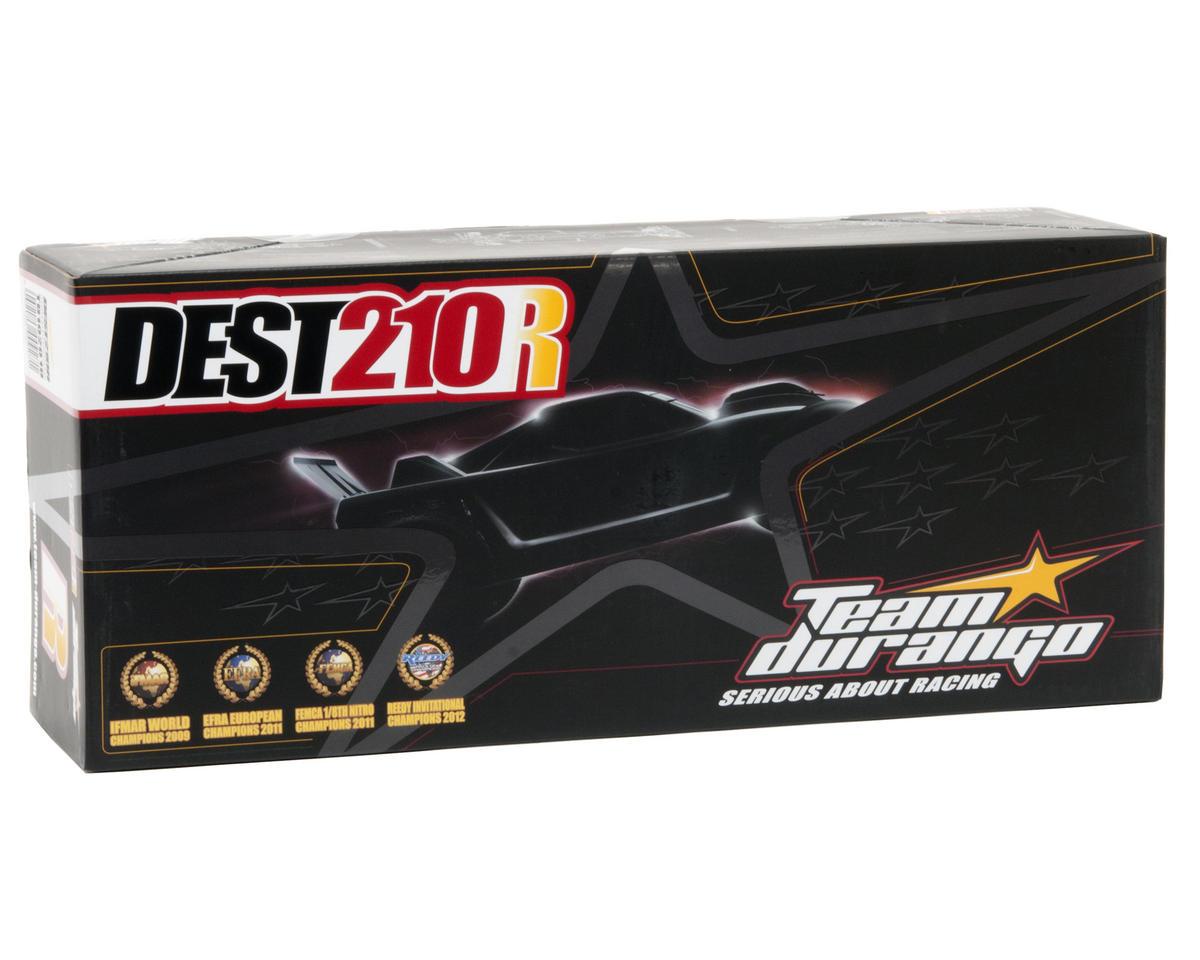 Team Durango DEST210R 1/10 2WD Electric Stadium Truck Kit