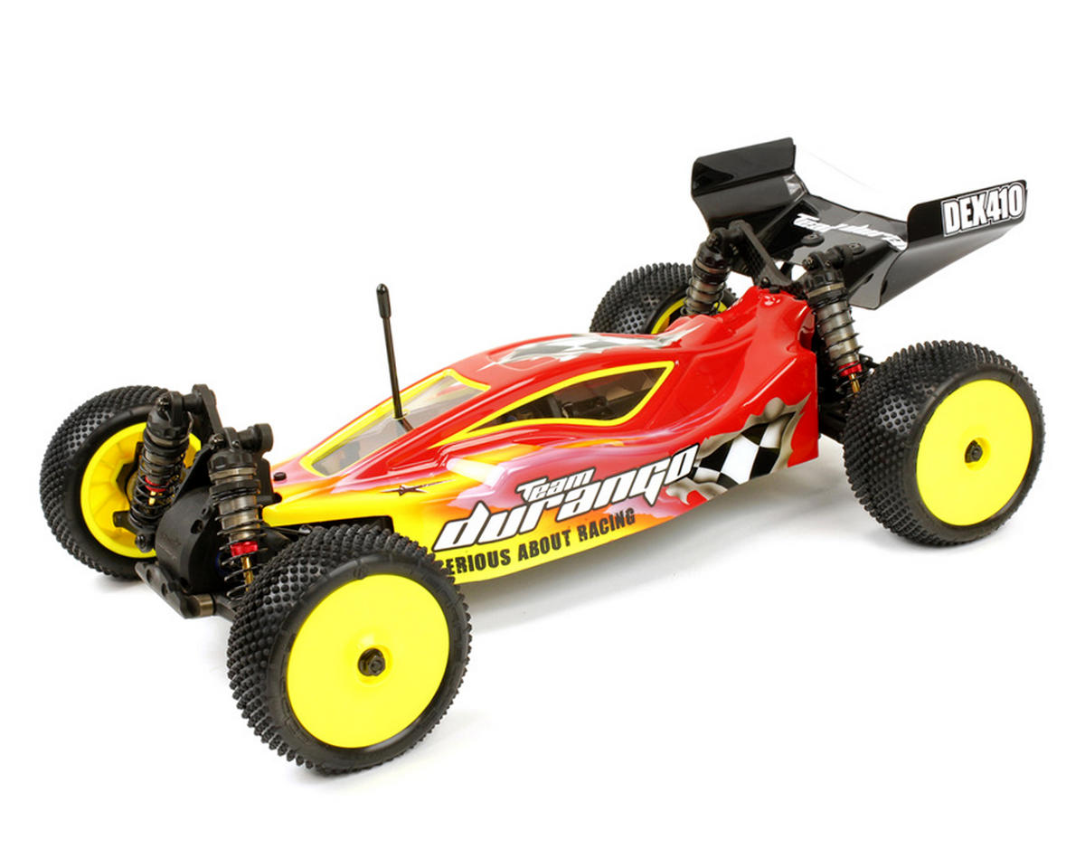 "Team Durango DEX410 ""V3"" 1/10 Electric 4wd Off Road Buggy Kit"