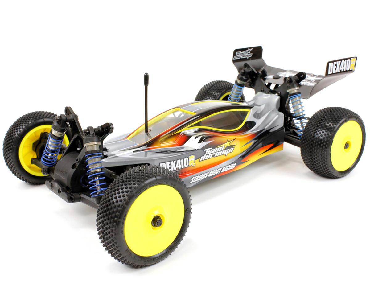 "Team Durango DEX410R ""V3"" 1/10 Electric 4WD Off Road Buggy Kit"
