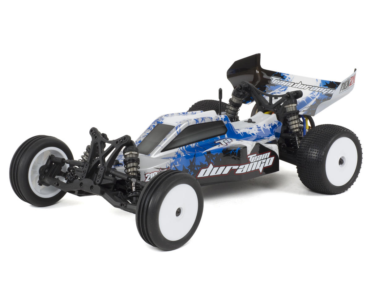 Team Durango DEX210 1/10 Electric 2wd Off Road RTR Buggy w/2.4GHz Radio (Blue)