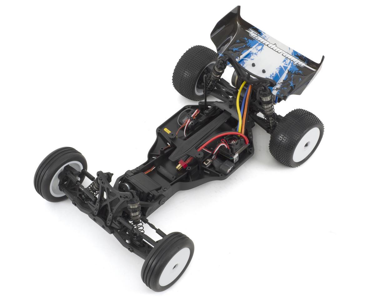 Team Durango DEX210 1/10 Electric 2wd Off Road RTR Buggy w/2.4GHz Radio (Blue)