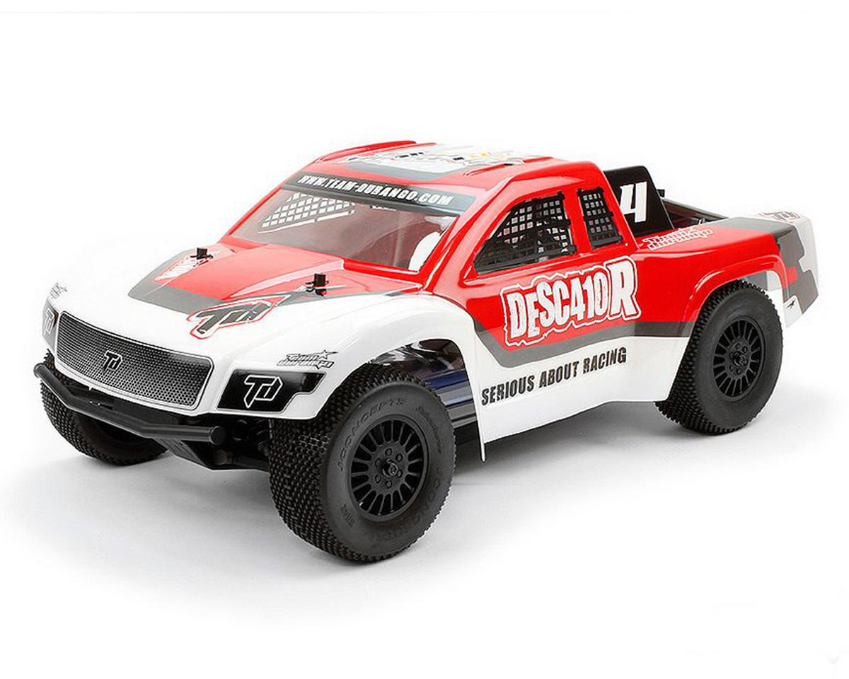 "Team Durango DESC410 ""V2"" Pro 1/10 Electric 4WD Short Course Truck Kit"