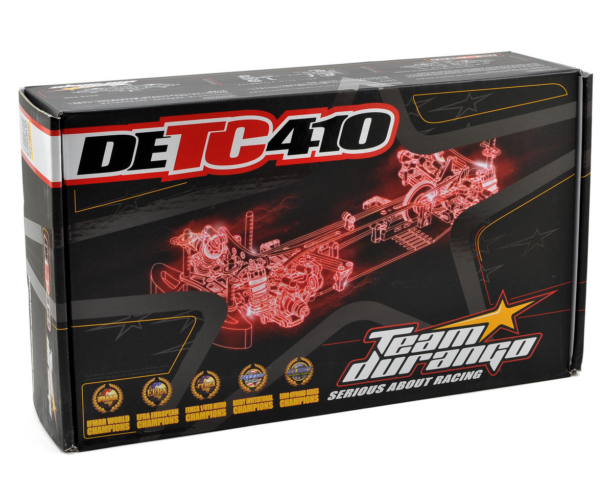 Team Durango DETC410 1/10 Competition Electric Touring Car Kit