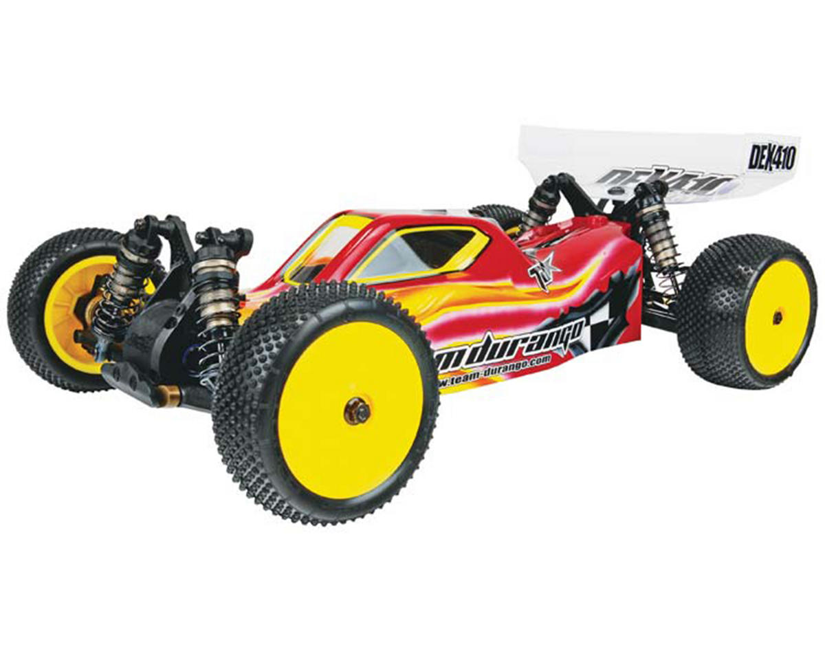 "Team Durango DEX410 ""V4"" 1/10 Electric 4wd Off Road Buggy Kit"