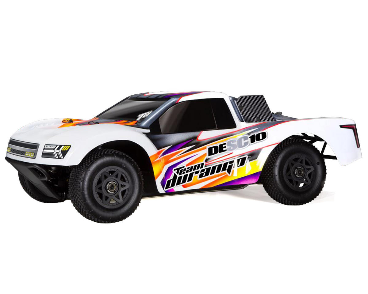 Team Durango DESC10 1/10 Electric 4WD Short Course Truck Kit