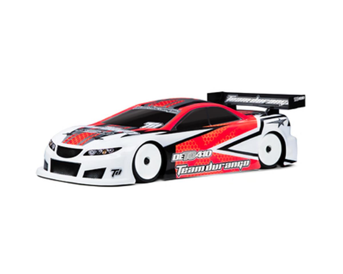 Team Durango DETC410 V2 1/10 Electric Touring Car Kit