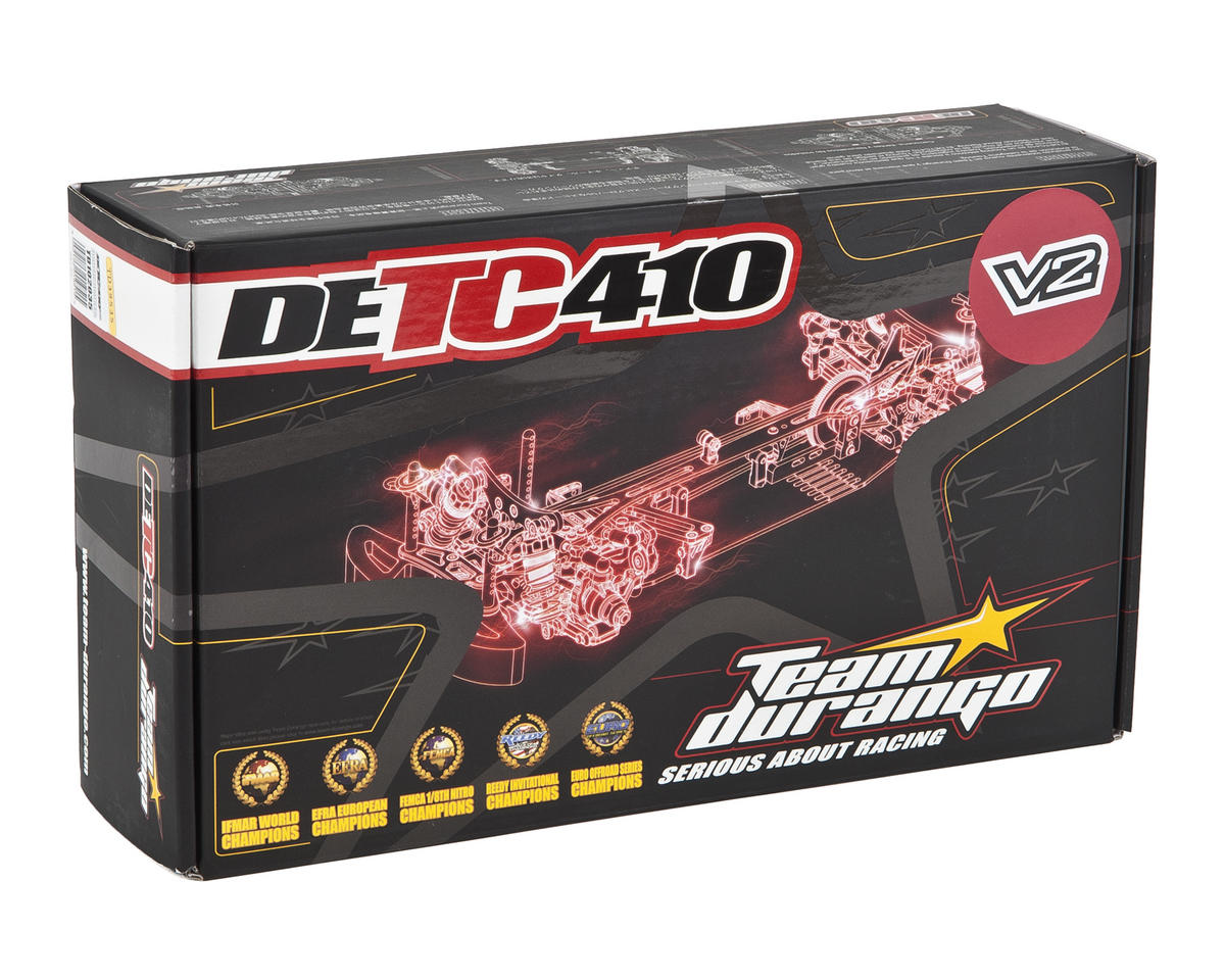 Team Durango DETC410 V2 1/10 Electric Touring Car Kit