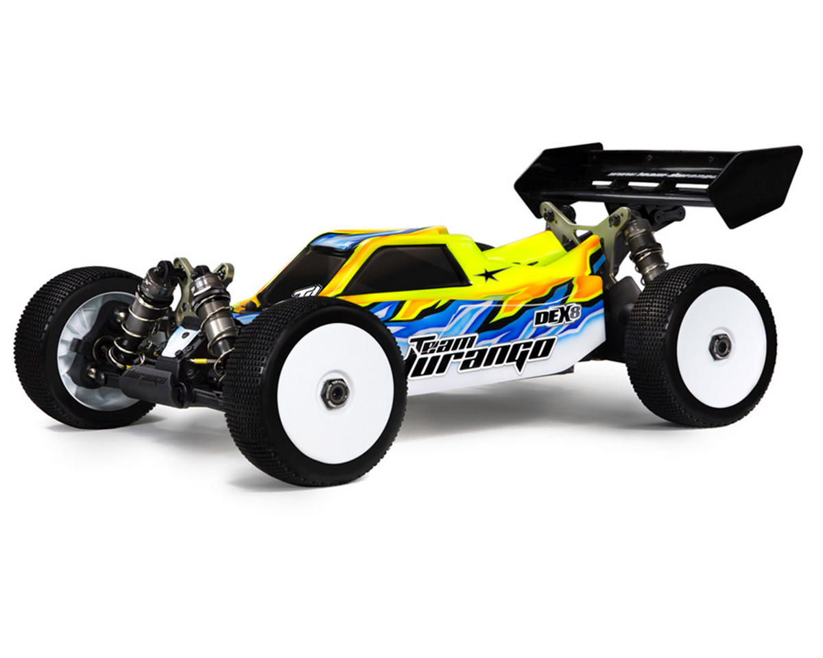 DEX8 1/8 Competition Electric Buggy Kit by Team Durango