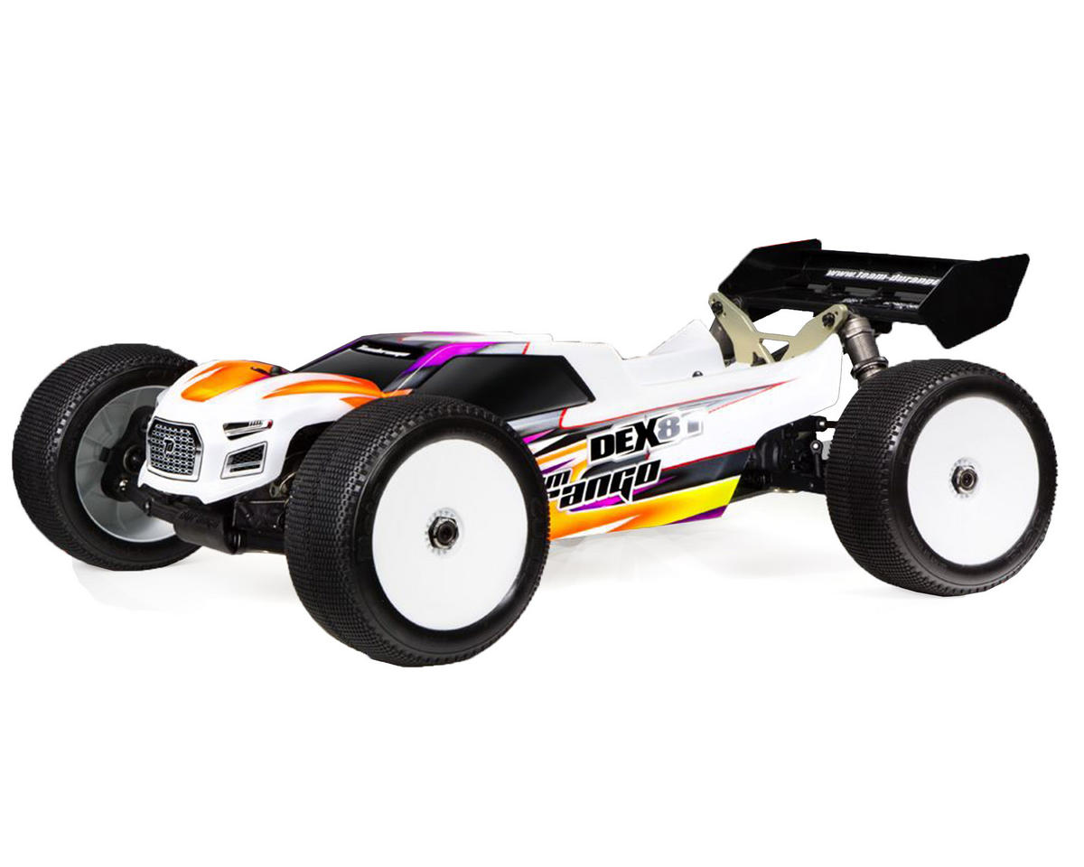 DEX8T 1/8 Electric 4WD Off Road Truggy Kit