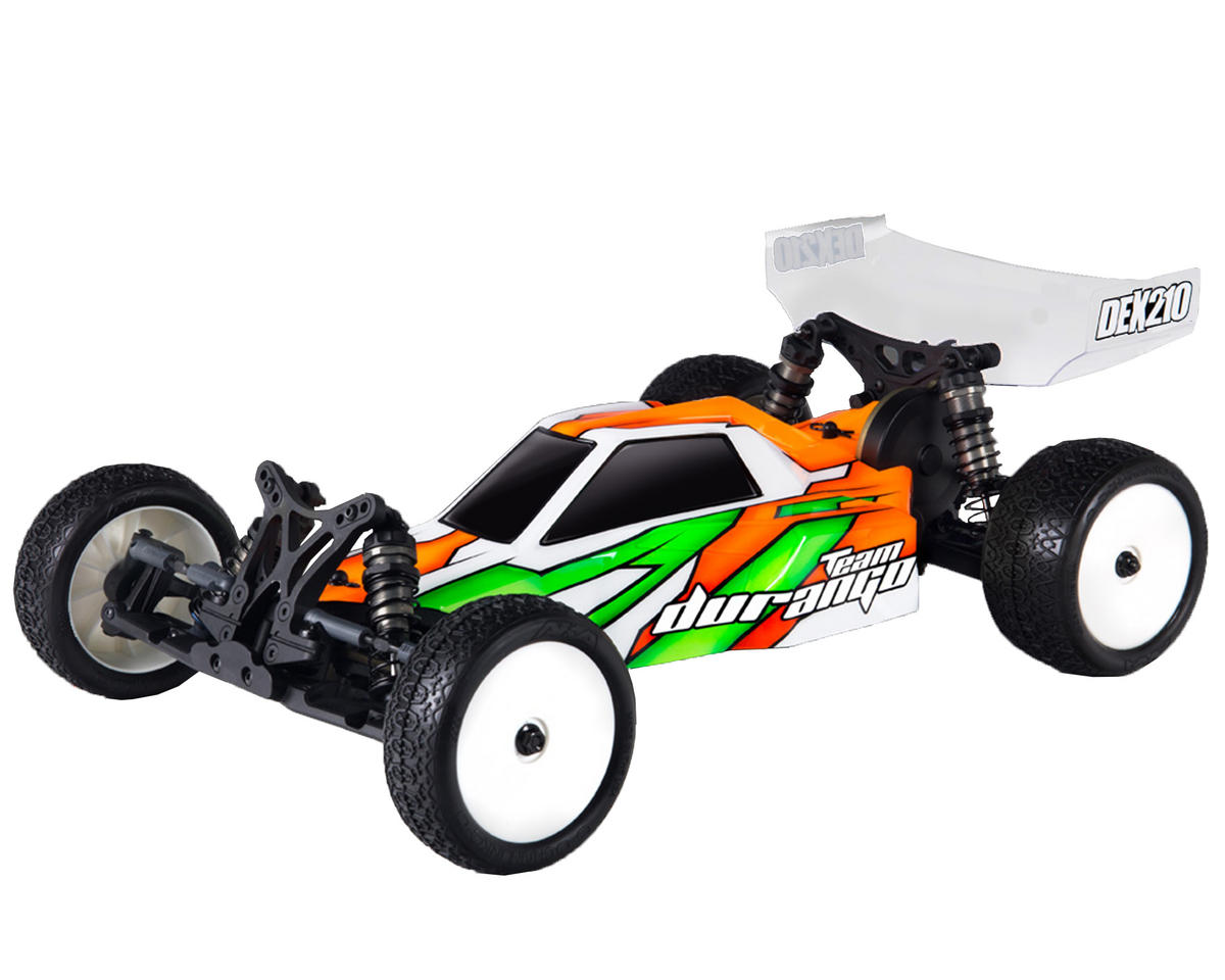Team Durango DEX210 V3 1/10 Electric 2WD Off-Road Buggy Kit