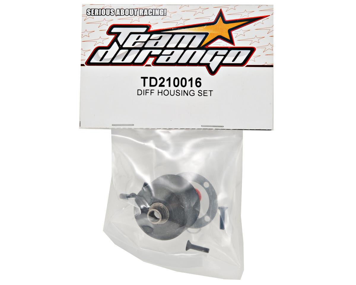 Team Durango Differential Housing Set
