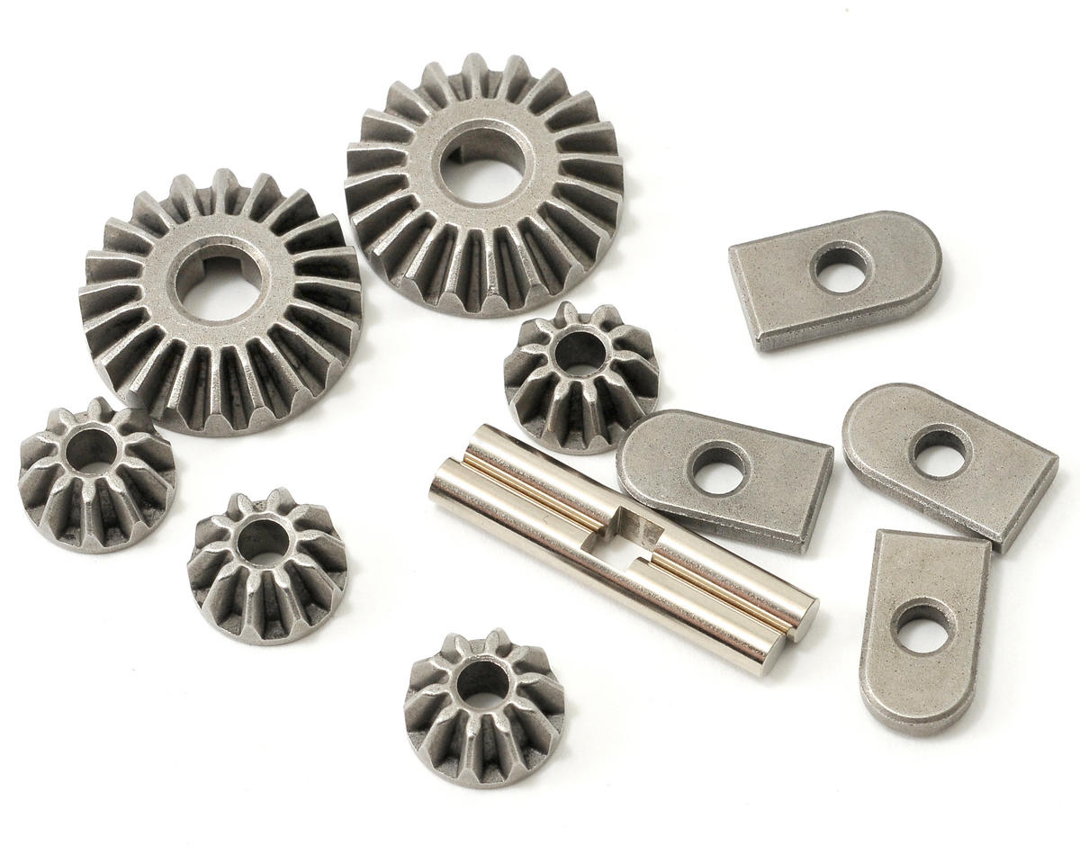 Differential Gear & Shaft Set by Team Durango