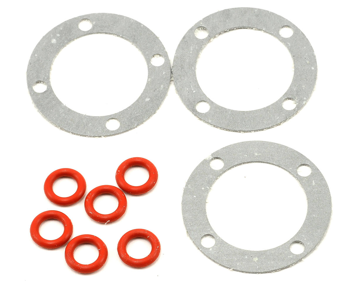 Team Durango DEX408 V2 Differential Seal Set