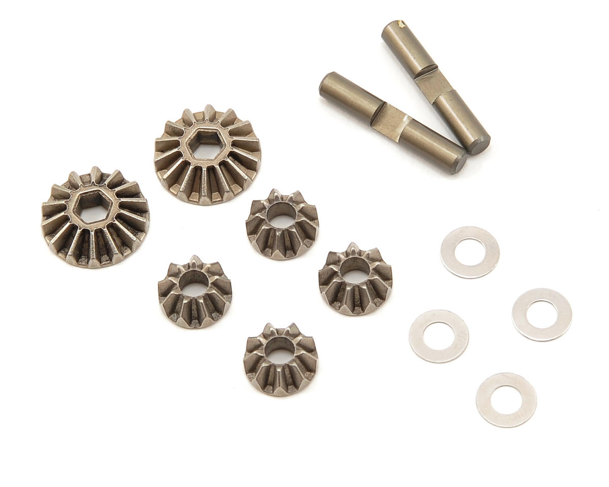 Team Durango DESC410R Center Differential Gear Diff Conversion Set
