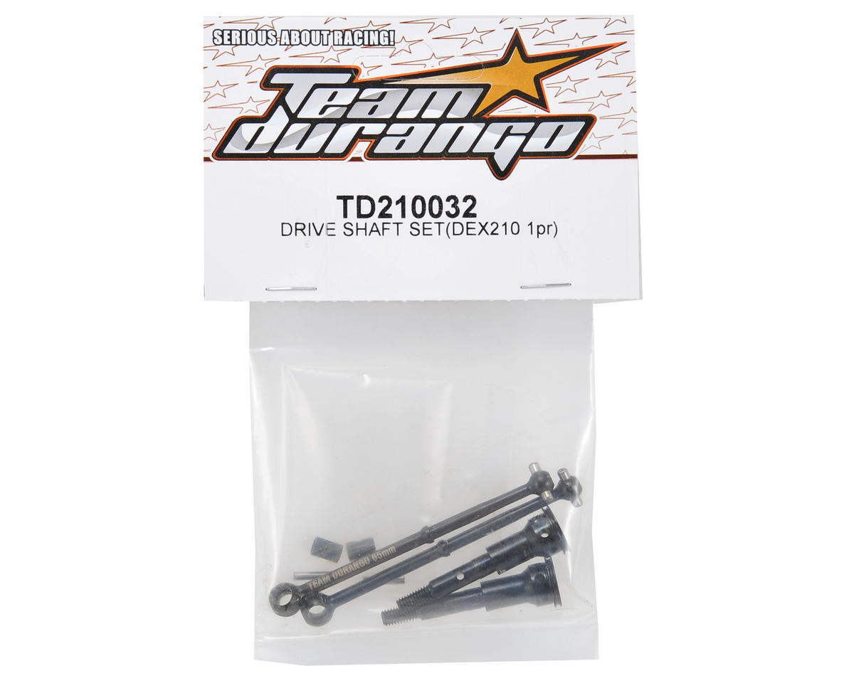 Team Durango Driveshaft Set