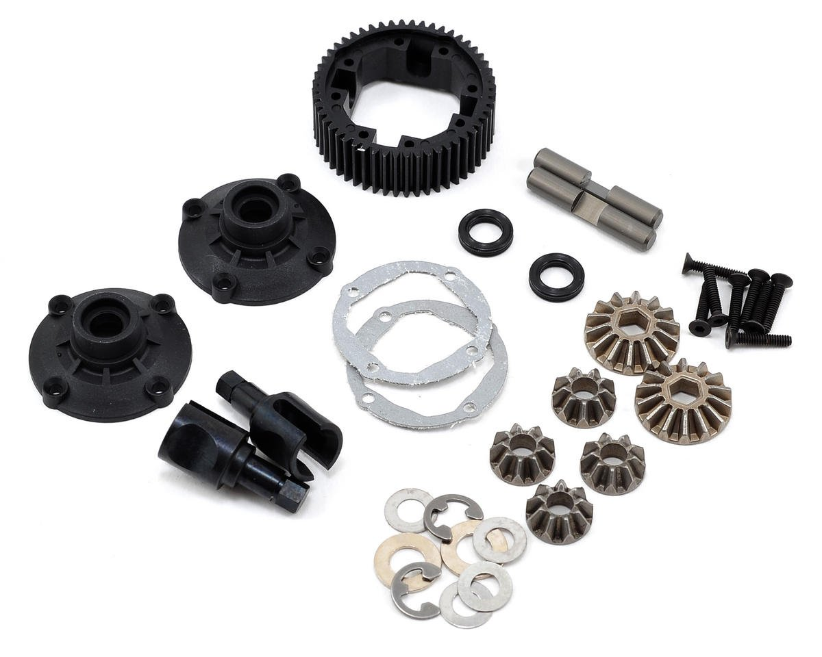 Team Durango DEX210 Gear Differential Set