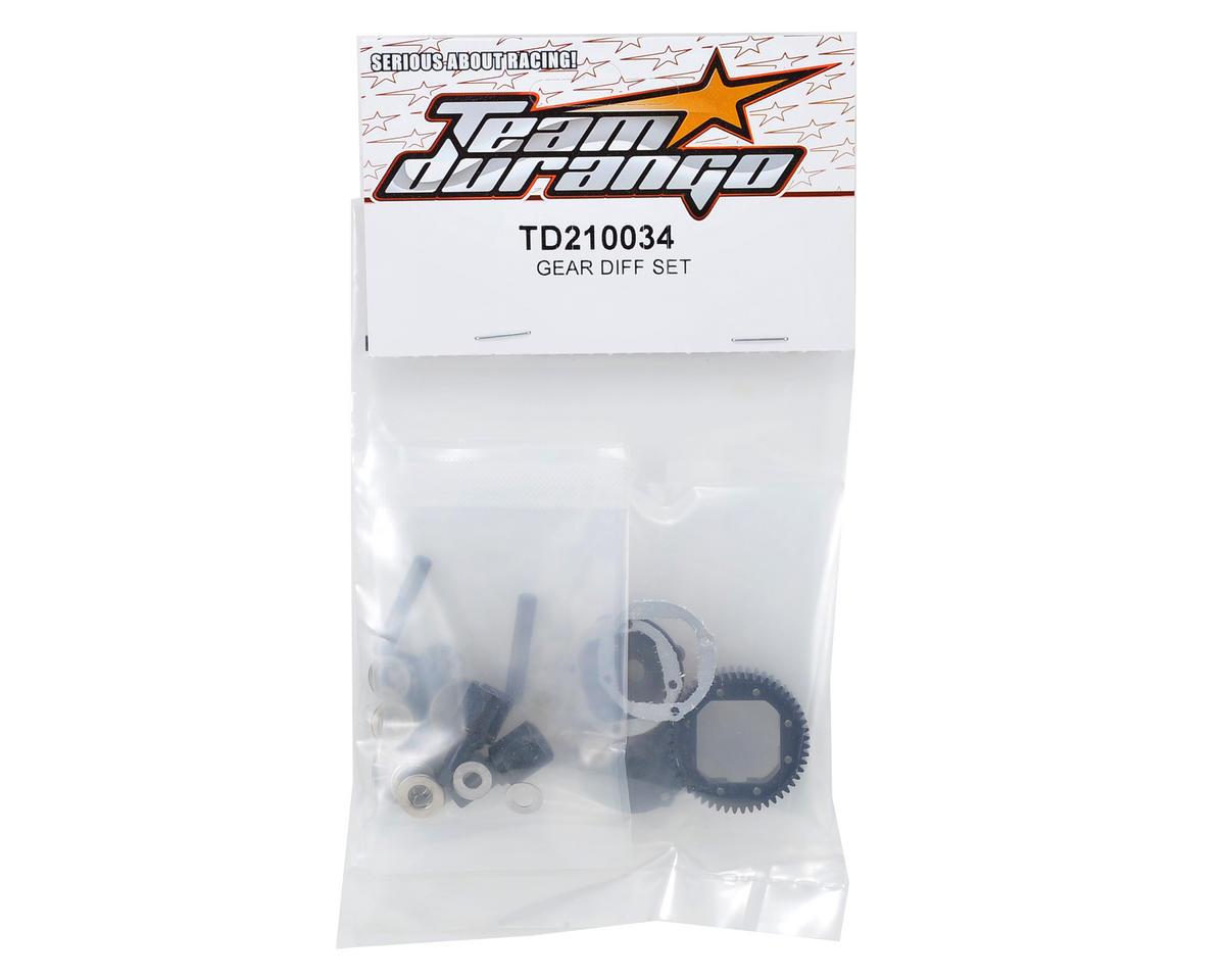 Team Durango Gear Differential Set