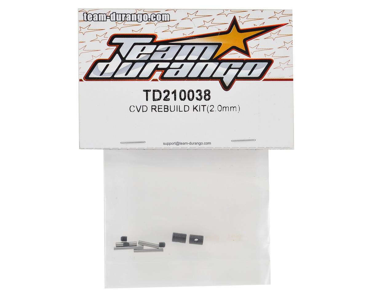 Team Durango 2.0mm CVD Rebuild Kit