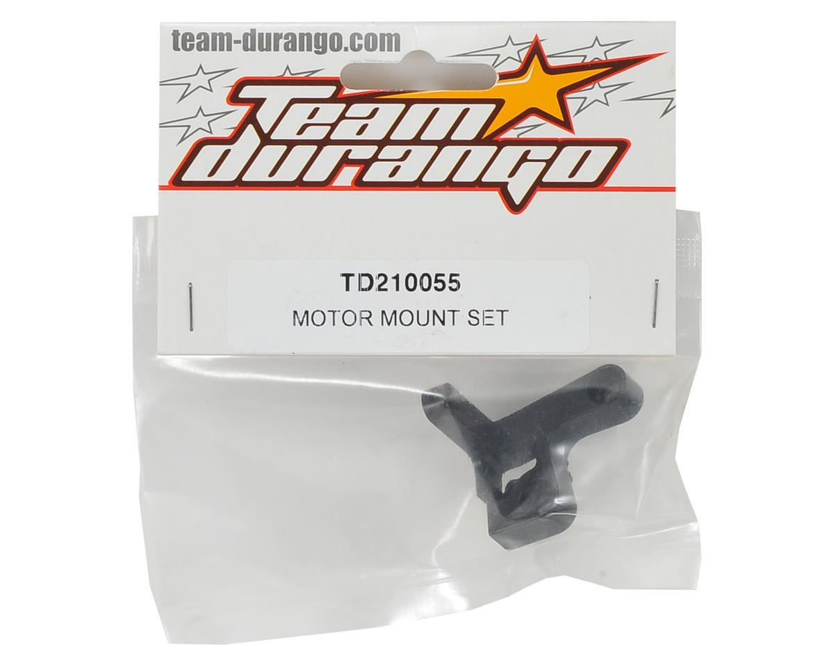Team Durango Motor Mount Set