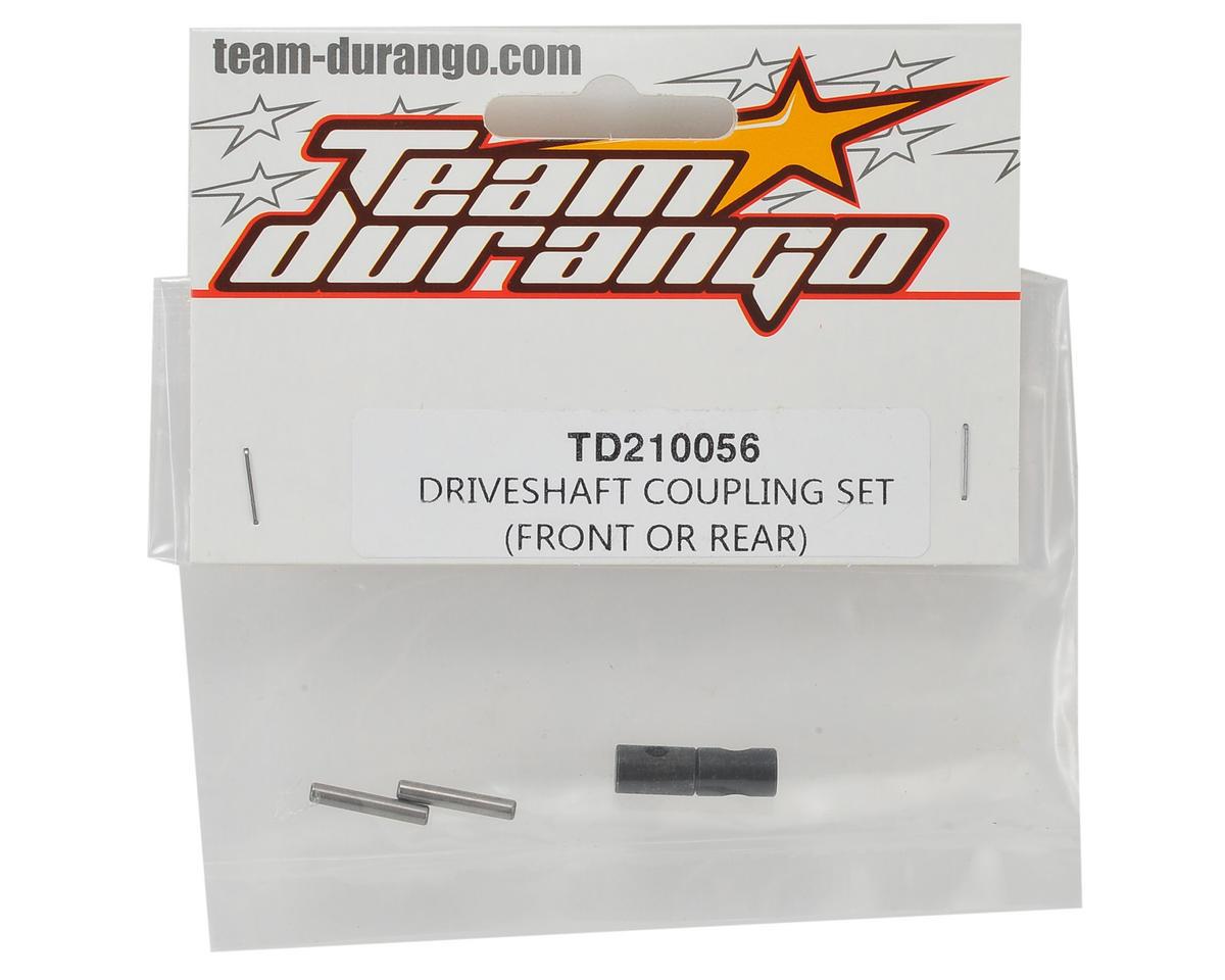 Team Durango Driveshaft Coupling Set