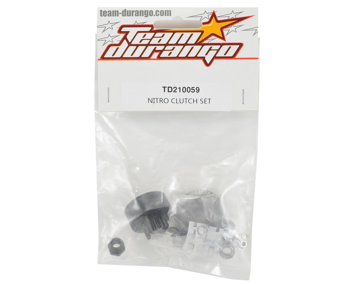 Team Durango Nitro Clutch Set