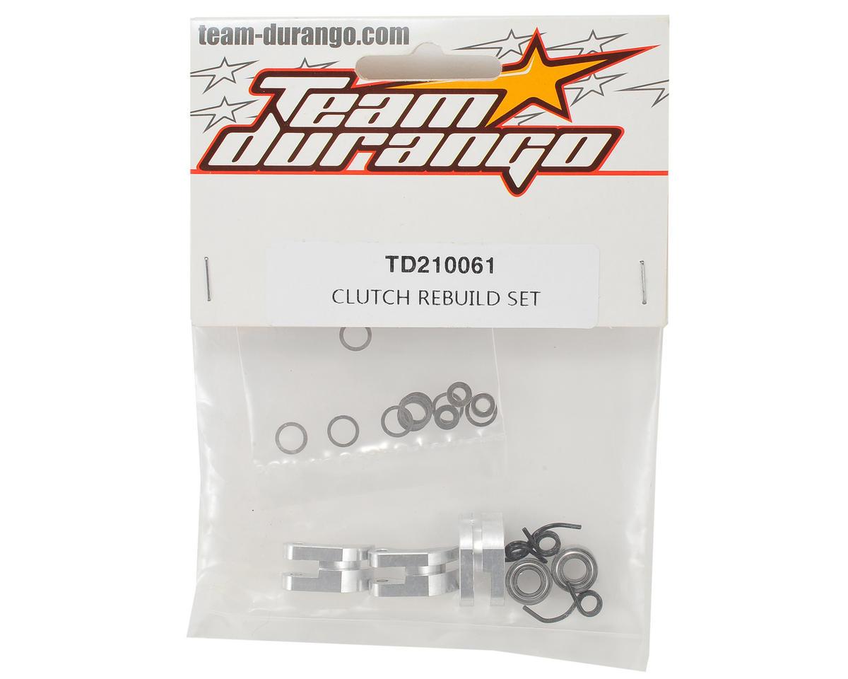 Team Durango Clutch Rebuild Set