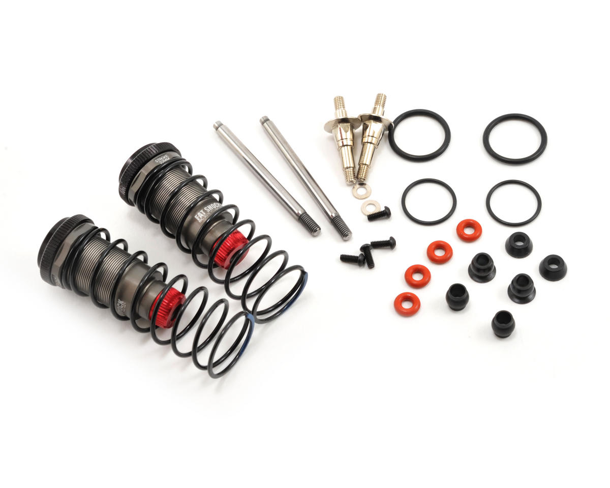 Team Durango 1/10 Electric Big Bore Shock Set (23mm Stroke)